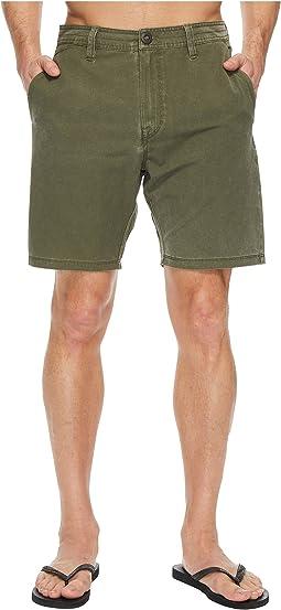 Volcom - SNT Faded Hybrid Shorts