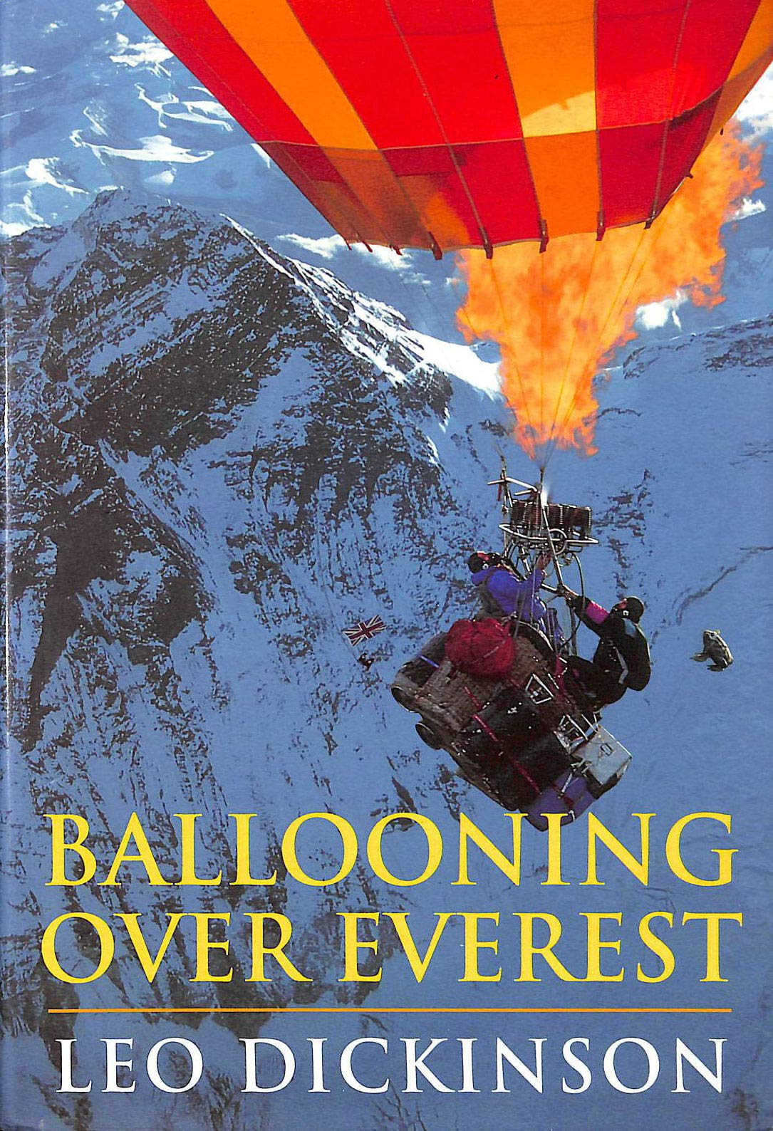 Image OfBallooning Over Everest