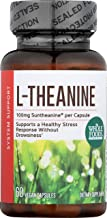 Whole Foods Market, L-Theanine 100mg, 60 ct