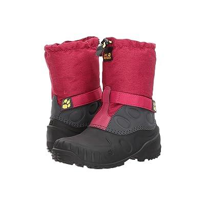 Jack Wolfskin Kids Iceland High (Toddler/Little Kid/Big Kid) (Azalea Red) Kids Shoes