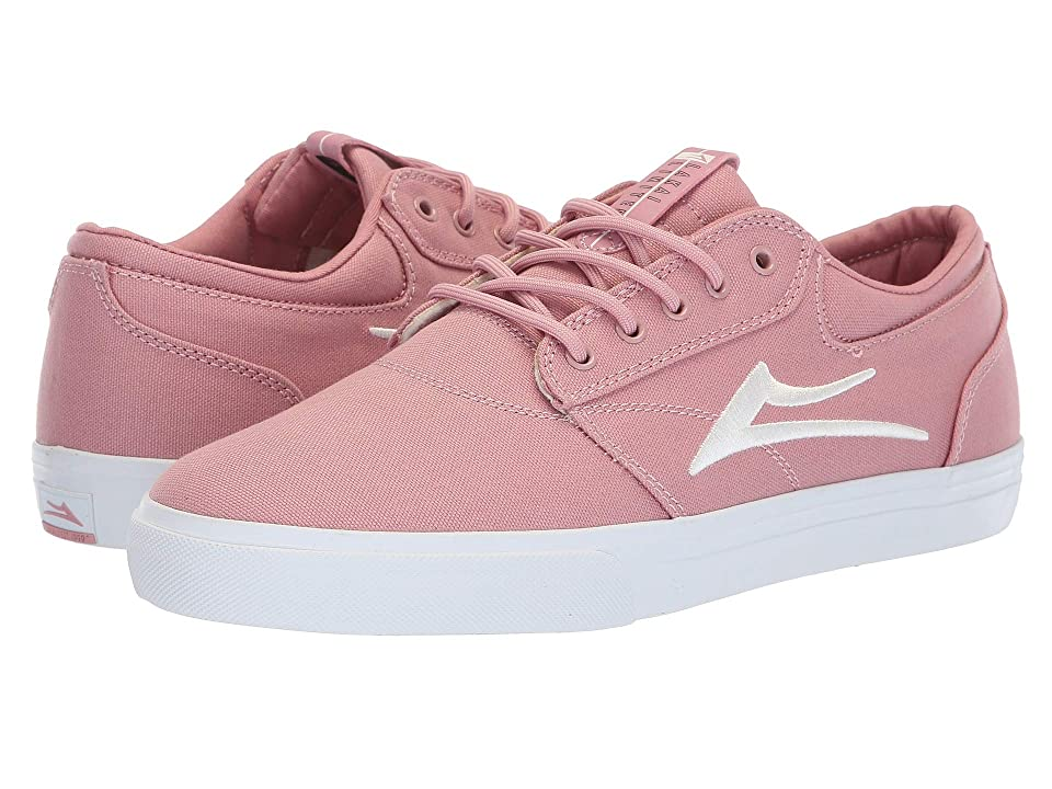 Lakai Griffin (Pink Canvas) Men