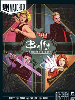 Mondo Games Unmatched: Buffy The Vampire Slayer