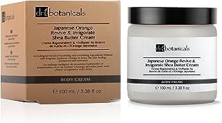 Dr Botanicals Japanese Orange Revive & Invigorate Shea Butter Cream