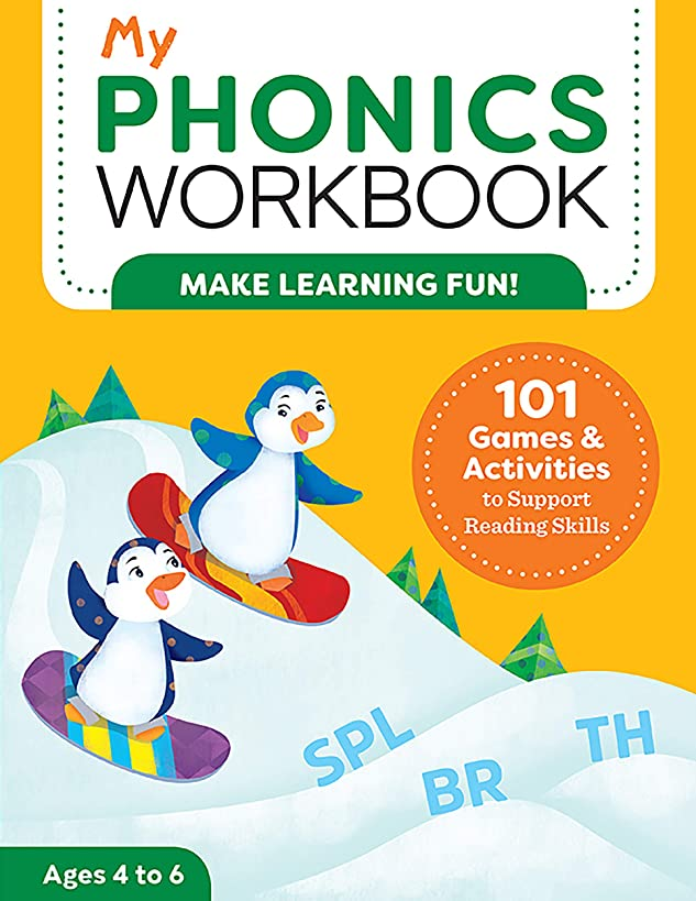 My Phonics Workbook: 101 Games and Activities to Support Reading Skills