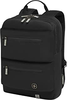 "Wenger Citymove 14"" Laptop Backpack, Black (black) - 602678"