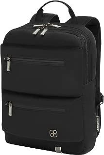 """Wenger Luggage Citymove 14"""" Laptop Backpack, Black, One Size"""