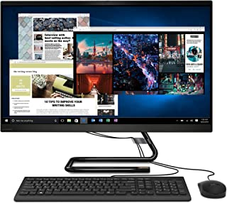 Lenovo IdeaCentre AIO3, All in One Desktop, Intel Core i7-10700T, 27 inch FHD, 8GB RAM, 1TB HDD, AMD Radeon 625 2GB GDDR5 ...