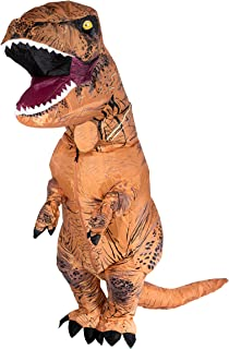 Rubie's Costume Co - T-Rex Inflatable Child Costume with Sound