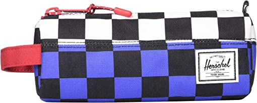 Multi Check Amparo Blue/Red/Black White Checker