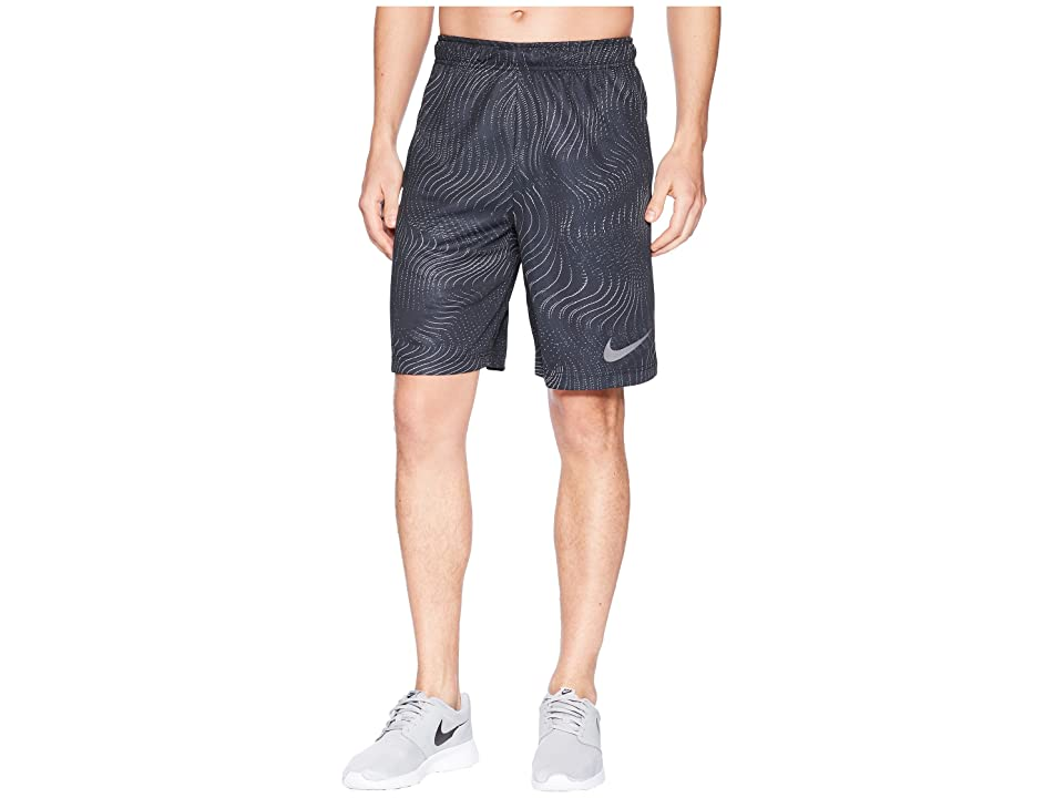 Nike Dry Shorts SU18 AOP (Gunsmoke/Black/Black) Men