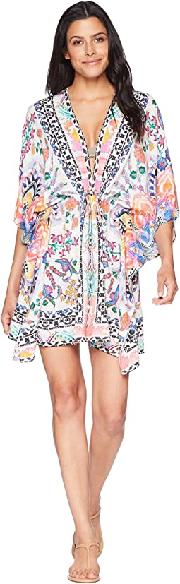 Majorca Kimono Cover-Up