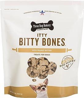 Three Dog Bakery Treats Peanut