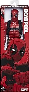 Boneco Figura de Ação Marvel Deadpool Hasbro Vermelha