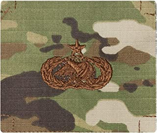 Air Force Supply Fuels OCP Scorpion Sew-On Badge