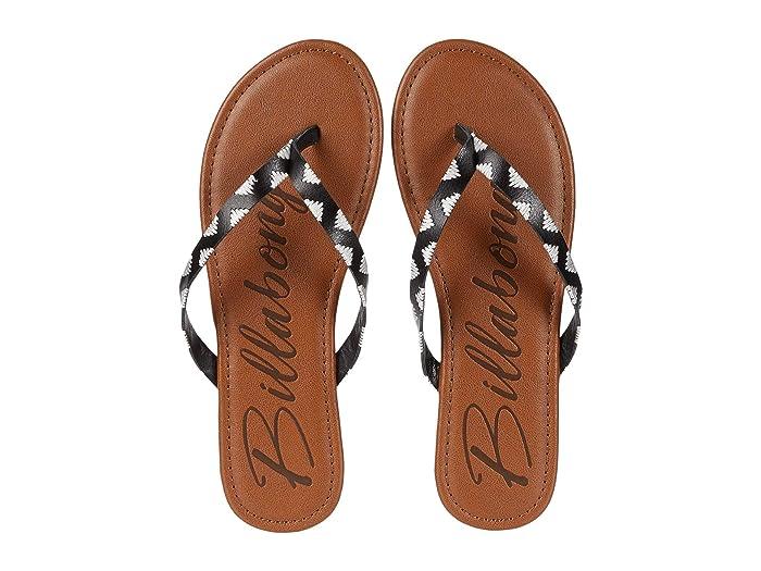 Billabong  Seabank (Black) Womens Sandals