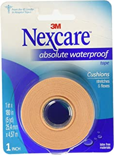 3M -  Nexcare Absolute 66775 First Aid Flexible Waterproof Tape 1 x 180