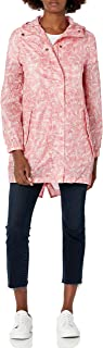 Joules Outerwear Women's Golightly, Pink Shells, 8
