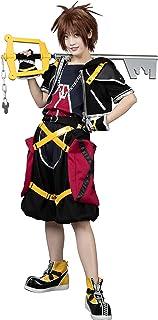 CosFantasy Sora 1th ver Cosplay Costume Halloween Full Set mp000263