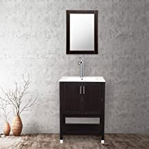 Best modern bathroom vanities cheap Reviews