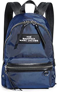 Marc Jacobs Women's The Medium Backpack, Night Blue, One Size