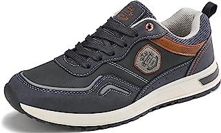 ARRIGO BELLO Zapatos Hombre Vestir Casual Zapatillas Deportivas Transpirables Gimnasio Correr Running Al Aire Libre Sneake...