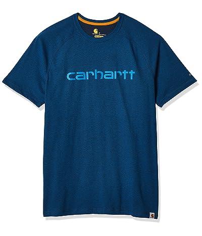 Carhartt Force Cotton Delmont Graphic Short Sleeve T-Shirt