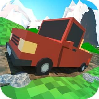 Russian Blocky Jeep