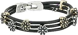 Lucky Brand - Flower Woven Bracelet