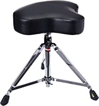 drum throne height double bass