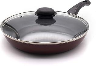 مقلاة رويال فورد، شاملة غطاء، غير لاصقة، طقم اواني المطبخ، طقم مقلاة مع غطاء 26 cm RF2952