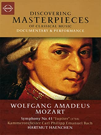 """Discovering Masterpieces Of Classical Music - Wolfgang Amadeus Mozart - Symphony No. 41""""Jupiter"""""""