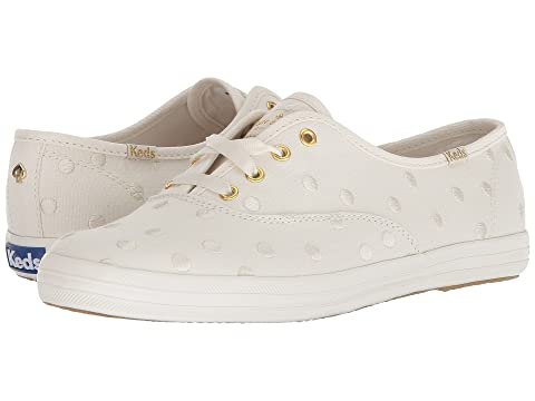 4903fe23f3d7 Keds x kate spade new york Champion Dancing Dot at Zappos.com