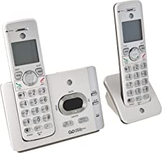 $56 » AT&T EL52215 Dect 6.0 Answering System with Caller ID/Call Waiting Landline Telephone Accessory,Gray