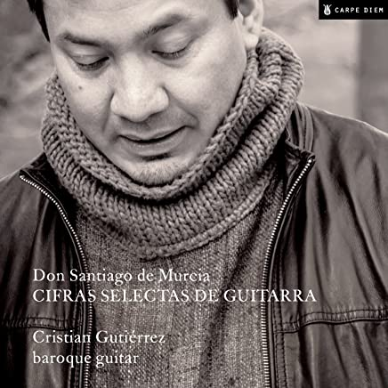 Don Santiago de Murcia: Cifras selectas de guitarra