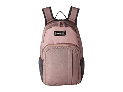 Dakine Campus Small 18L Backpack (Wood Rose) Backpack Bags