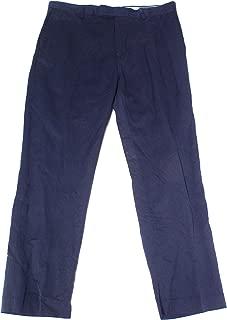 Mens Linen Classic Fit Dress Pants