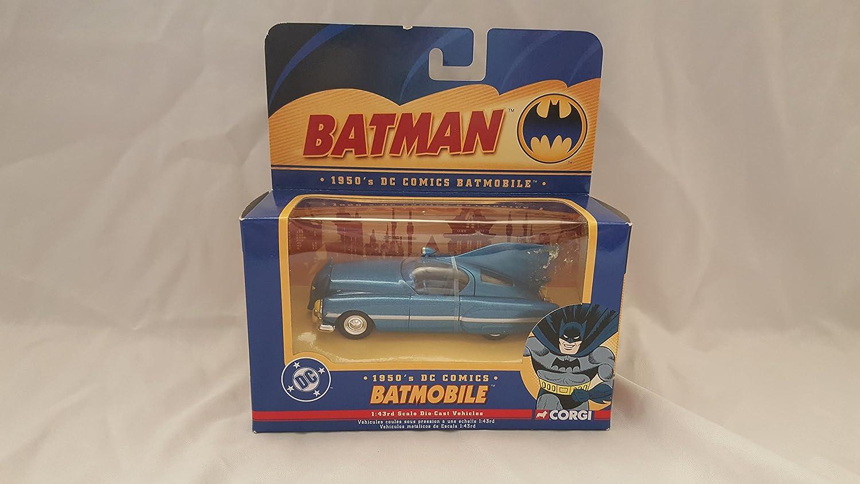 Corgi 1 43 Scale Model Car 77314  1950s DC Comics  Batmobile