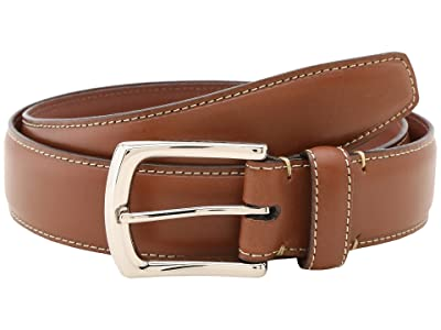 Torino Leather Co. 35MM Burnished Tumbled (Saddle Tan) Men