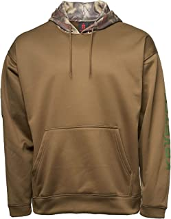 Kryptek Ops Hoodie with 3D Layered Camo Hood - Hunting & Casual wear, Spartan Velcro Arm Patch