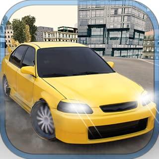 Civic Car Driving Simulator