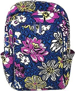 african violet backpack
