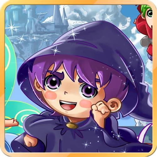 Swing Wizards, Desenhos Anime