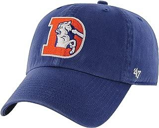 '47 NFL Mens NFL Brand Clean Up Adjustable Hat