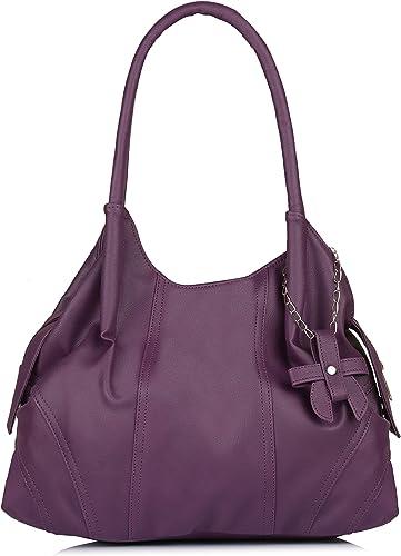 Women s Jacqueline Handbag Purple FSB 1180