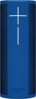 Ultimate Ears MEGABLAST Portable Waterproof Wi-Fi and Bluetooth Speaker with Hands-Free Amazon Alexa Voice Control - Blue ...