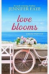 Love Blooms: A Clean Small Town Romance (Bluestar Island, book 1) Kindle Edition
