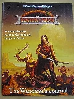 The Wanderers Journal (Advanced Dungeons and Dragons Dark Sun World)