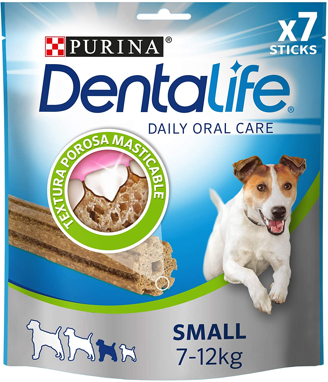 comprar snack dental para perros Dentalife de Purina