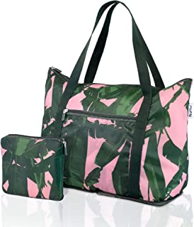 RuMe Bags cFold Expandable Carry All (Choose Your Color) (Palm Beach)