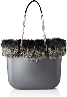 O bag Borsa Completa Obag 07, Bolso Tipo Tote para Mujer,